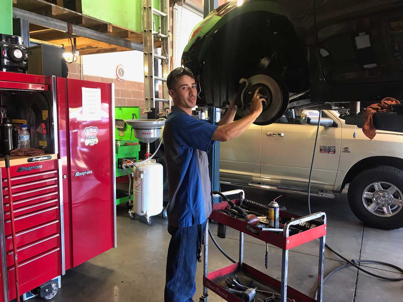 auto body repair services